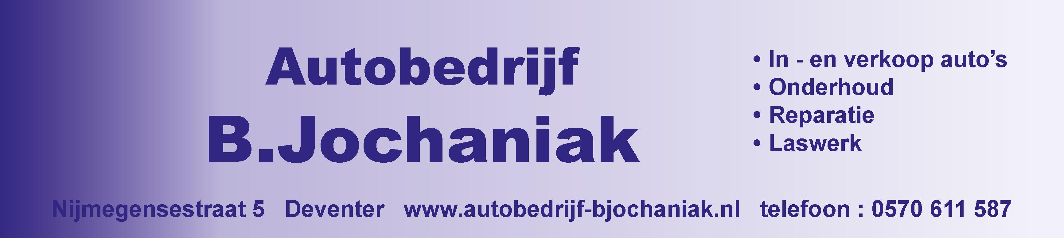 Autobedrijf B. Jochaniak