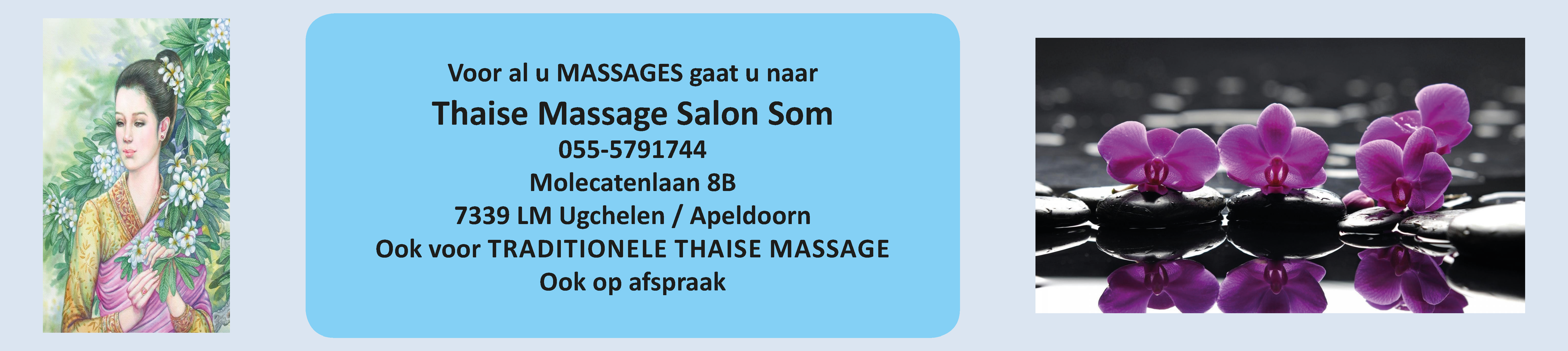 Thaise Massage Salon Som
