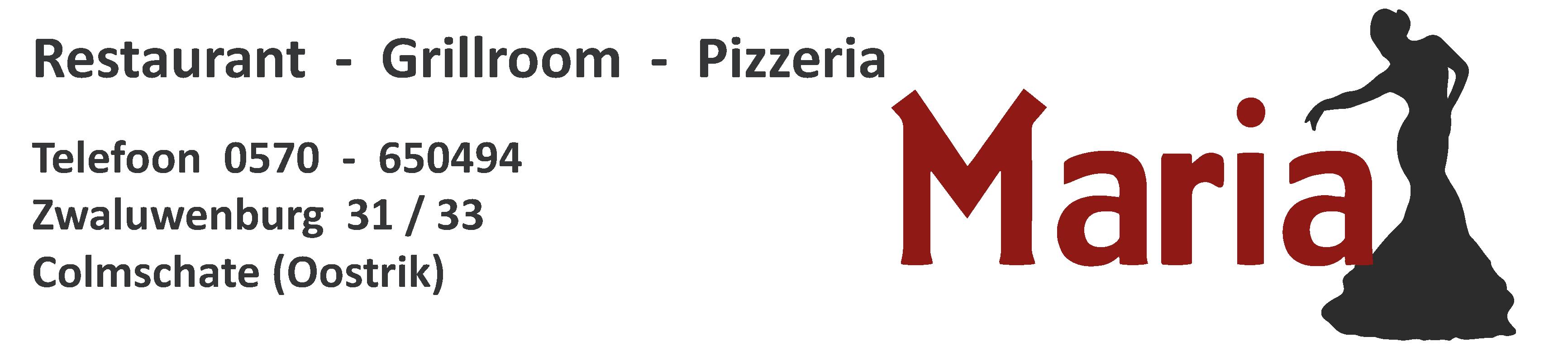 Restaurant Grillroom Pizzeria Maria